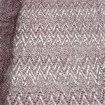 tecido de noiva rosa rosa 3d com miçangas