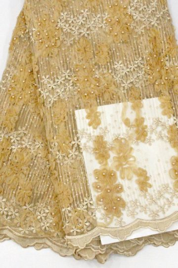 Tulle lace fabrics