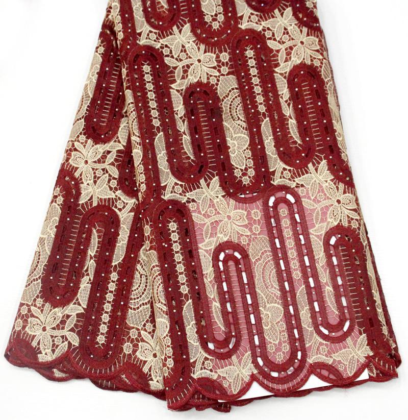 кружевная ткань из органзы ручной работы