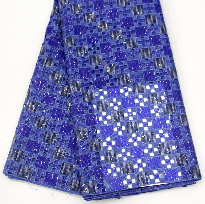 африканская кружевная ткань