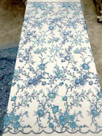 3d цветочные кружевные ткани