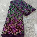 velvet lace fabric