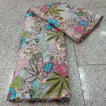 Jaquard lace fabric