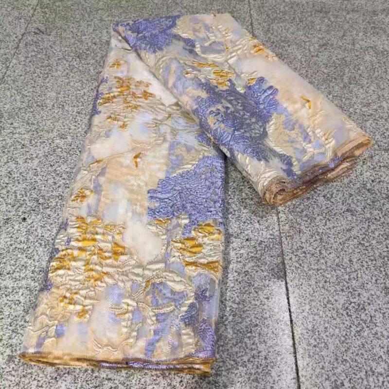 tecido jacquard