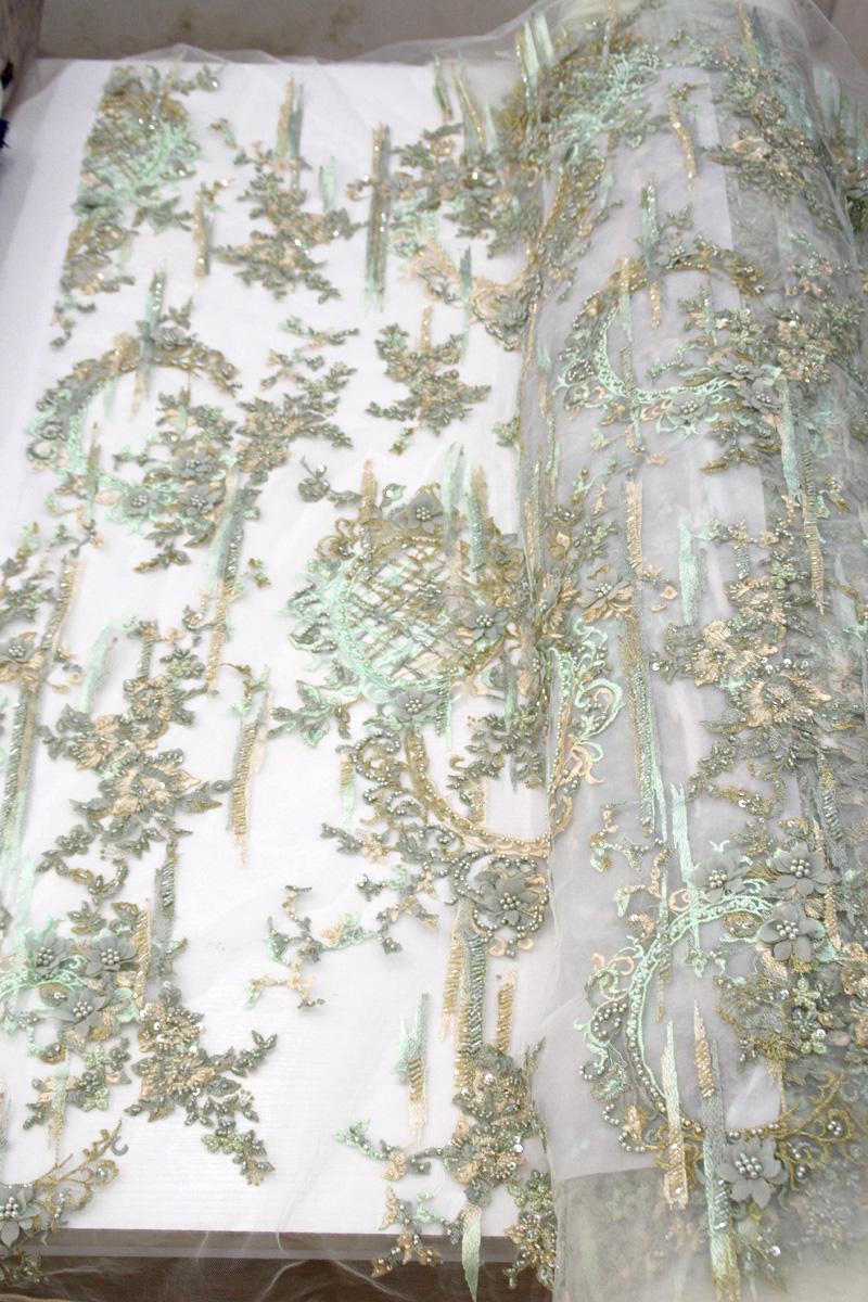 3d цветок кружево