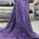 sequins lace fabrics