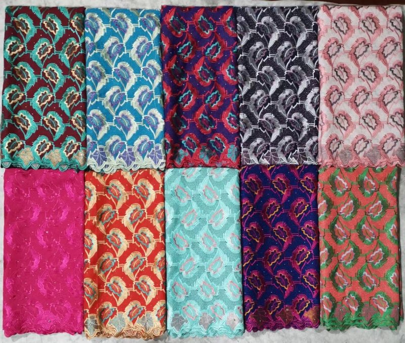 последнее хлопковое кружево Нигерия швейцарская вуаль кружевная ткань швейцарское кружево вуали