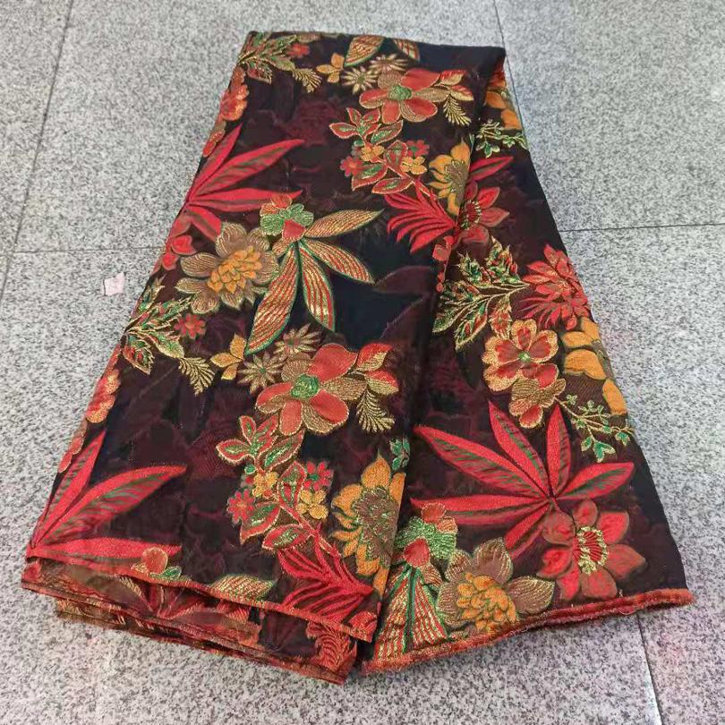 Мягкая шелковая жаккардовая ткань для свадебного платья