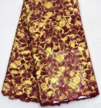 Дизайны вышивки сеткой из тюля