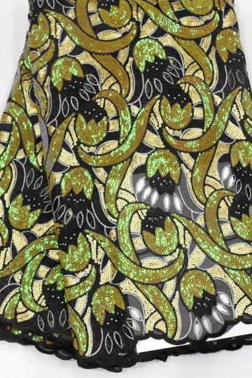 handcut double organze lace